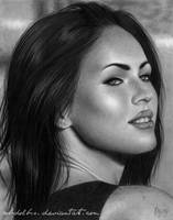 Megan Fox by robdolbs