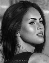 Megan Fox by robdolbs