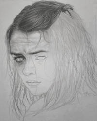 Arya WIP by robdolbs