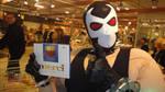 Bane at the supermarket by Zaurask