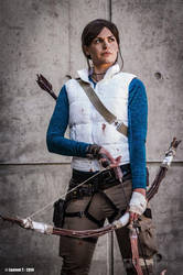 Lara Croft Mountaineer by Tyalis-photo