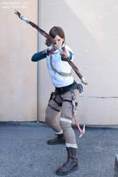 Lara Croft Mountaineer 2 by Tyalis-photo