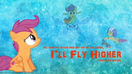 I'll Fly Higher (SPOILERS S8E20) by CaseyJewels