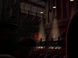 Sci Fi Environment by Peeeetah