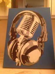 microphone by ShoPow510
