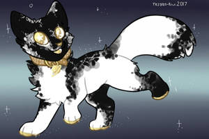 Starshine #041 by KiwiQween