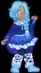 WoV: Eirlyss Sleetfoot by riribelle