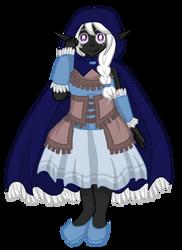 WoV: Alyrina by riribelle