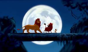 The Lion King Trailer Snapshot by WataKKo