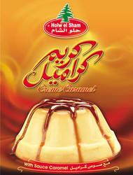 Creme Caramel Holw el  Sham by sradwan