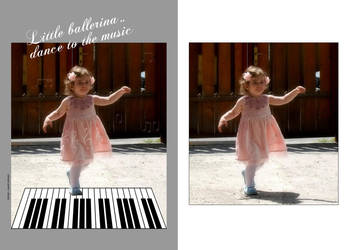 Little Ballerina  by sradwan