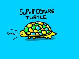 turtle by kusaman