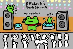 frog rock! by kusaman