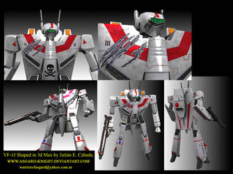 ROBOTECH LIVE ACTION by asgard-knight