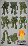 Macross Queadluun Rau for 3d print on sale by asgard-knight