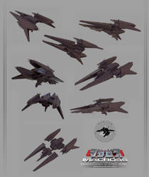 Meltran Gunboat for 3d print pn sale by asgard-knight