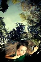 Ophelia, dreaming by emeraldiris