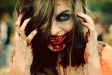 dead girl by emeraldiris