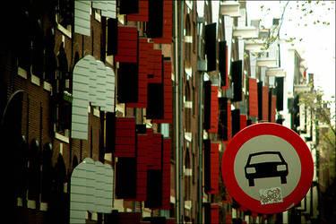 Fenetre sur Amsterdam by arnaudmeyer