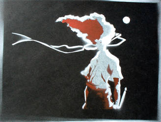 Afro Samurai -Red- by Pavement-Chameleon