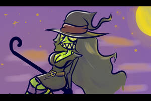 Witch by LordLollipop