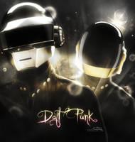 Daft Punk by reytime