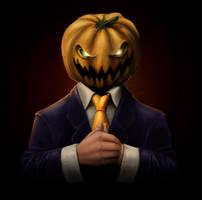 Welcome to Halloween by MetGod