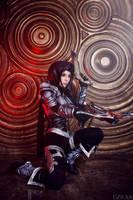 Heroes of the Storm [Diablo 3] Cosplay by Dzikan