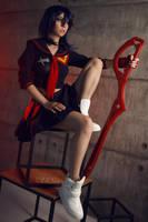 Kill la Kill | Ryuko Matoi by Dzikan