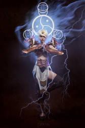 Diablo 3 - Monk by Dzikan