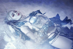 Lich Queen | WoW by Dzikan