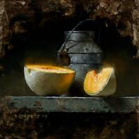 cantaloupe by turningshadow