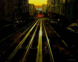 tracks by turningshadow