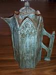 School Work 2: Gothic Teapot by Gwyneira