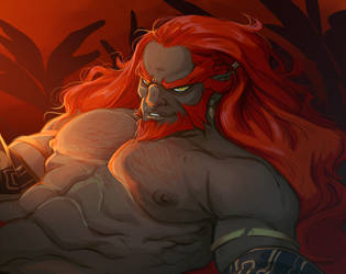 Ganondorf by M-Jenai