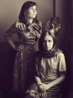 sister's portret by EmilyaManole