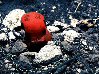 Hellboy by Tkrmz