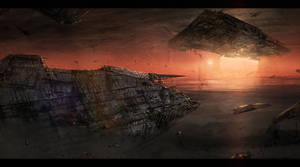 Debris Field by ChrisCold