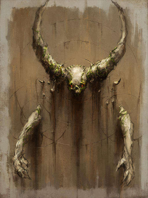 Demon Sketch 02 by ChrisCold