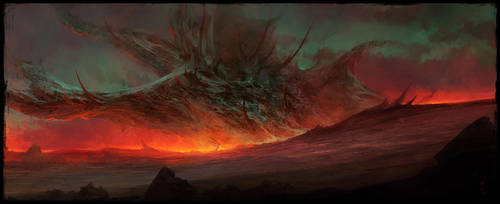 Hell Hive by ChrisCold