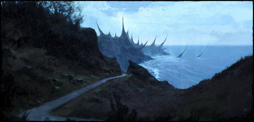 Lost Coast by ChrisCold