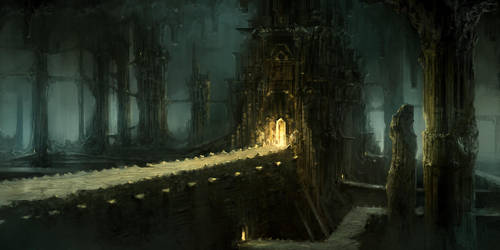 Dragonfel by ChrisCold