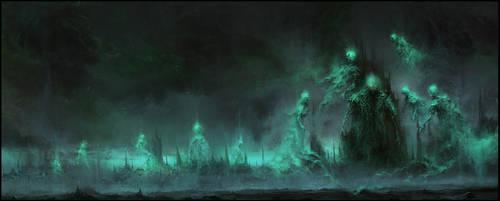 Phantasms by ChrisCold
