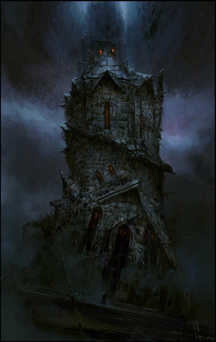 Tower of Madness by ChrisCold