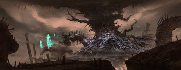 Tree of the Dead by ChrisCold