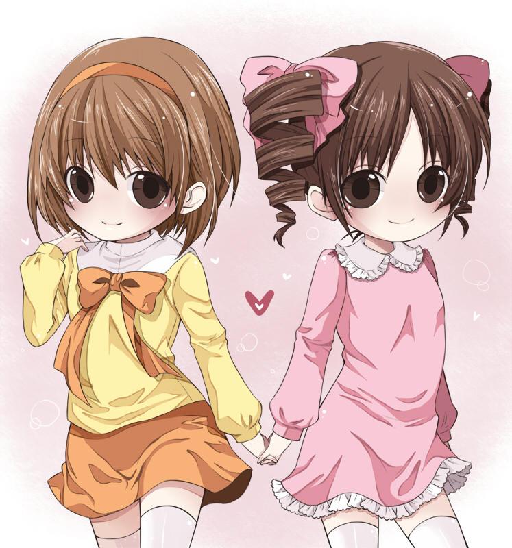 Maruko And Sakiko By Danoblong On Deviantart: Chibi Maruko-chan By Kenen816 On DeviantArt