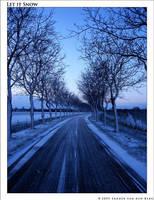 Let it snow by sandervandenberg