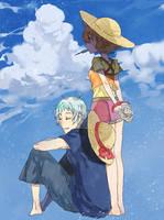Summer by MATSUOBORO