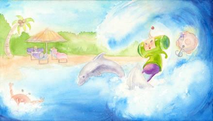 Fun in the Sun by Elixiate