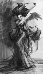 Sketch 7 by liuyangart